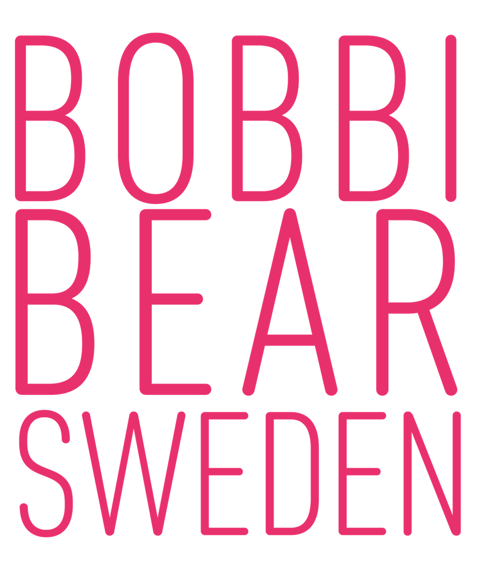 Bobbi Bear Sweden